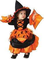 Amelia Witch Nb 3/6M Costume
