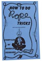 How To Do Rope Tricks Book