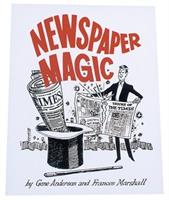 Newspaper Magic Book