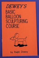 Deweys Balloon Sculpt Course