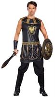 Men's Deadly Warrior Costume