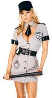 Women's Corrections Officer Costume