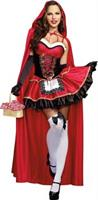 Women's Little Red Costume