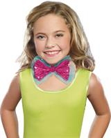 Dance Craze Child Bowtie Pink