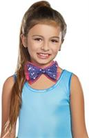 Dance Craze Child Bowtie Purple