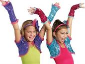 Dance Craze Arm Warmers