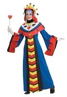 Playing Card Queen Adult Costume