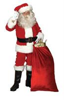 Men's Imperial Santa Suit Costume