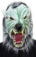 Silver Wolf Mask