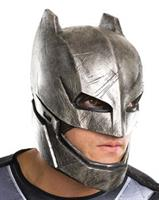 Men's Dawn Of Justice Latex Batman Mask