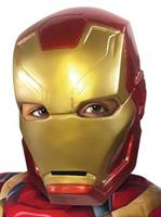Boy's Iron Man Mask