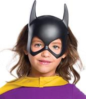 Batgirl Plastic Child Mask