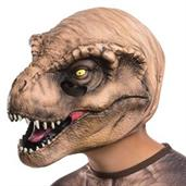 T Rex 3/4 Child Mask