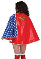 Wonder Woman Adult Cape Deluxe