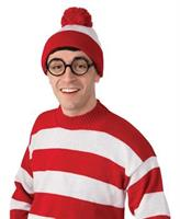 WHERE'S WALDO HAT DELUXE