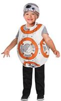 Toddler Star Wars BB-8 Droid Costume