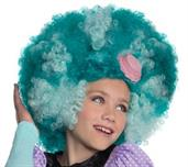 Monster High Honey Swamp Wig