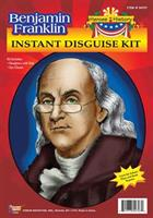 Benjamin Franklin Costume Accessory Kits
