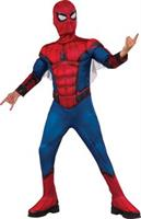 Spiderman Padded Child Costume