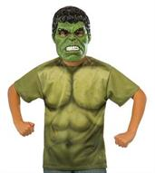 HULK CHILD SET Costume