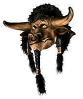 World of Warcraft Tauren Mask