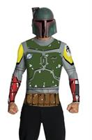 Adult Boba Fett Shirt and Mask