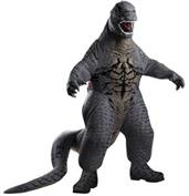 Men's Godzilla Adult Costume