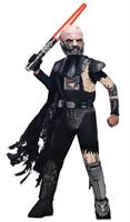 Boy's Battle Damaged Darth Vader Costume