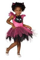 Girl's Kitty Cat Costume