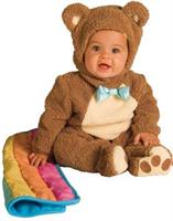 Infant Rainbow Teddy Bear Costume