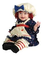 Toddler Ragamuffin Doll Costume