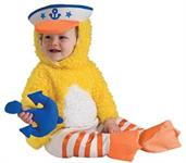 Infant Duckie Costume