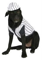 Baseball Player Pet Costume