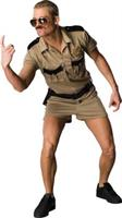 Men's Light Dangle Reno 911 Costume