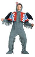 Adult Wizard Of Oz Monkey Costume