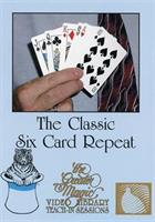 DVD The Classic 6 Card Repeat