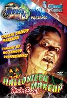 Halloween Makeup DVD