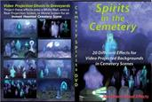 Spirits in the Cemetery DVD