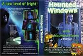 Haunted Window and Floor Combo DVD