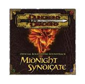 Dungeons And Dragons Music CD