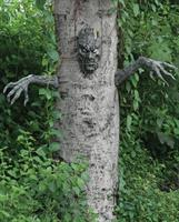 Spooky Living Tree Decor