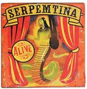 Carnival Sign Serpentina 16In
