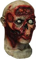 Digital Pulsing Zombie Brains Mask