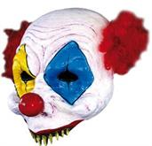 Open Gus Clown Latex Mask