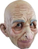 Old Man Chinless Mask