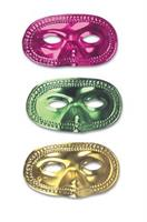 Mardi Gras Mask Pack of 12