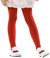 Tights Child Red To