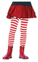Tights Child Striped Wtrd 11-13