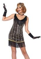 Women's Charleston Flapper Costume