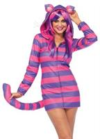 Women's Cheshire Cat Costume